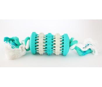 16204 Дентална играчка - цилиндър с въже